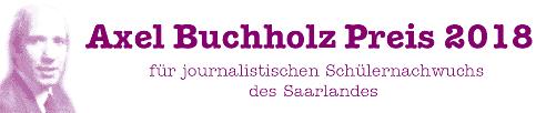 Logo Axel Buchholz Preis 2018