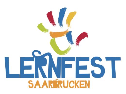 Logo des Lernfestes Saarbrücken
