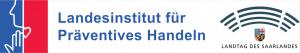 LPH Logo mit Landtag des Saarlandes