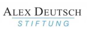 Logo der Alex Deutsch Stiftung