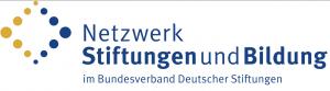 Logo Netzwerken Stiftungen und Bildung im Bundesverband Deutscher Stiftungen