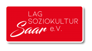Logo der LAG Soziokultur Saar e.V,